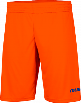 Reusch Match Short 5018705 2290 blue orange front