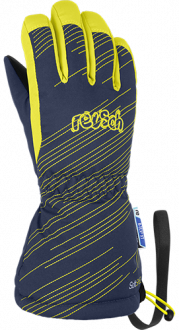 Reusch Maxi R-TEX® XT  4985215 4951 blue yellow front