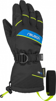 Reusch Maxwell GTX Junior 4861334 752 black front