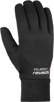 Reusch Power Stretch® TOUCH-TEC 6005125 7700 black front