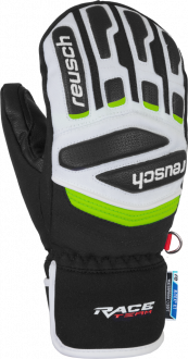Reusch Prime Race R-TEX® XT Junior Mitten 4871544 747 black front