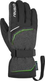 Reusch Primus R-TEX® XT 4801224 7679 black green grey front