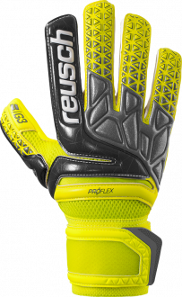 Reusch Prisma Pro G3 Negative Cut 3870956 236 black yellow front