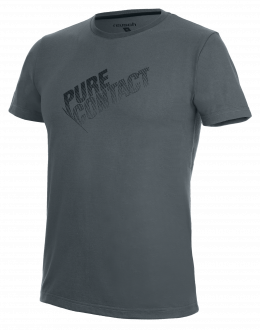 Reusch Promo T-Shirt 3990100 6681 black grey front
