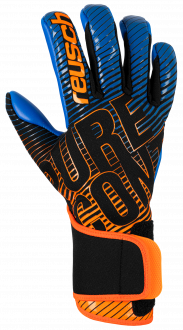 Reusch Pure Contact 3 S1 5070200 7083 black blue orange front