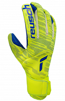 Reusch Pure Contact Fusion 5170900 2199 blue yellow front