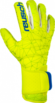 Reusch Pure Contact II G3 Fusion 3970900 583 yellow front