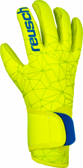 Reusch Pure Contact II S1 Junior 3972200 583 yellow front