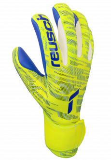 Reusch Pure Contact Silver 5170200 2199 blue yellow front