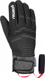 Reusch Re:Knit Laurin R-TEX® XT 4901266 7700 black front