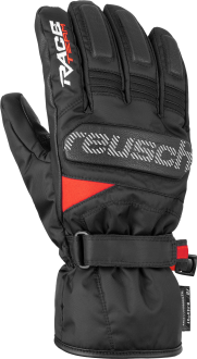 Reusch Ski Race 4901133 7810 white black red front