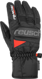 Reusch Ski Race VC R-TEX® XT 4901257 7810 white black red front