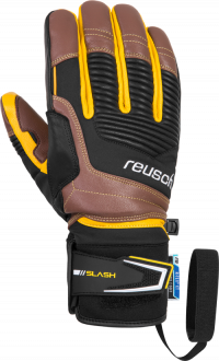 Reusch Slash R-TEX® XT 4801202 872 black brown front