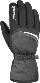 Reusch Snow King 4801198 7721 grey front