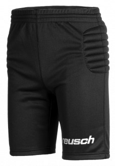 Reusch Starter II Short Junior 5028200 7702 black silver front