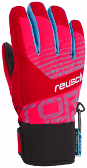 Reusch Torbenius R-TEX® XT Junior 4361210 311 red pink front