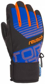 Reusch Torbenius R-TEX® XT Junior 4361210 457 blue orange front