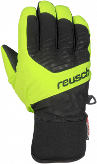 Reusch Torbenius R-TEX® XT Junior 4361210 716 black green front