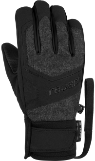 Reusch Torby R-TEX® XT Junior 6061210 7011 black grey front