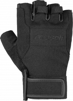 Reusch Via Ferrata 6007199 7710 black front
