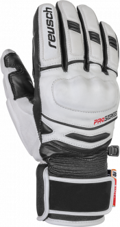 Reusch World Champ  4801104 101 black front