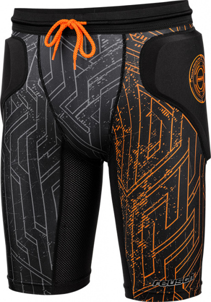 Reusch CS Femur Short Padded orange front