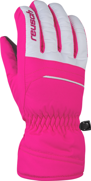 Reusch Alan Junior 6061115 3349 white pink front