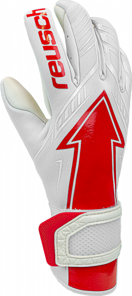 Reusch Arrow Gold X 5170908 1015 white red front