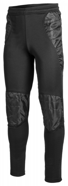 Reusch Contest II Pant Extra 5016206 7702 black silver front