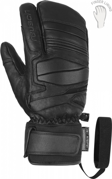 Reusch D.Money R-TEX® XT  6002838 7700 black front
