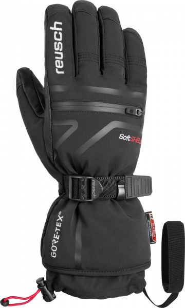 Reusch Down Spirit GTX 4801355 701 black front