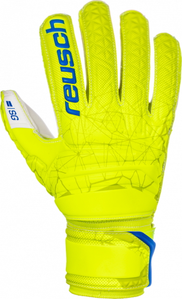 Reusch Fit Control SG Finger Support 3970810 588 yellow front