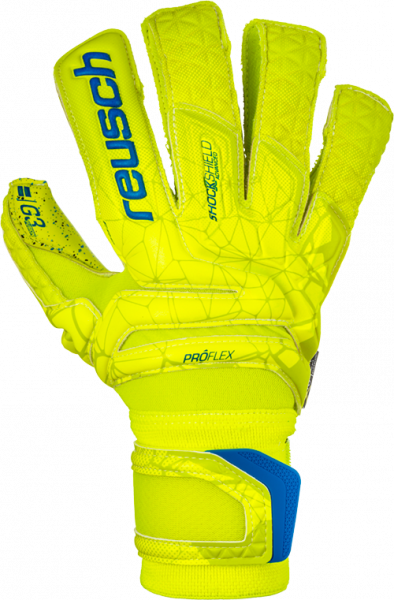 Reusch Fit Control Supreme G3 Fusion 3970993 583 yellow front