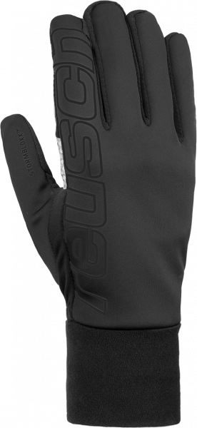Reusch Hike & Ride TOUCH-TEC 4905118 7700 black front