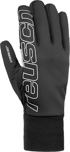 Reusch Hike & Ride TOUCH-TEC 4905118 7701 white black front