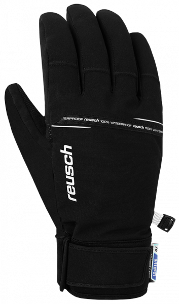 Reusch Logan R-TEX® 4705241 701 black front