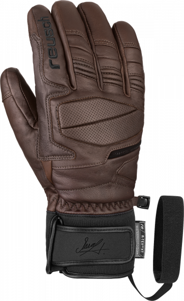 Reusch Marcel Hirscher R-TEX® XT 6001211 8871 brown front