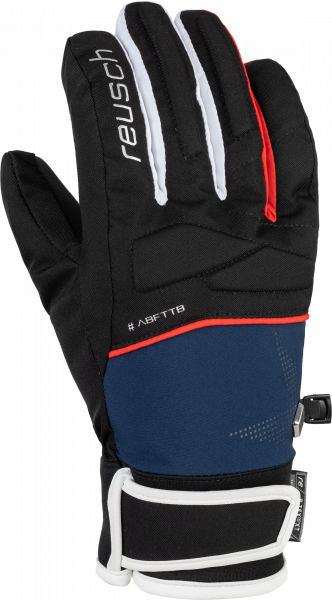 Reusch Mikaela Shiffrin R-TEX® XT Junior 6061245 7787 black blue V
