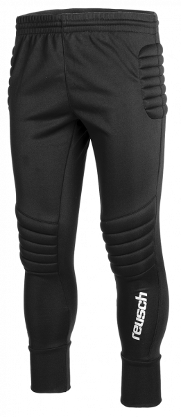 Reusch Starter II Pant Junior 5026200 7702 black silver back