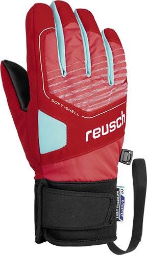 Reusch Torby R-TEX® XT Junior 4961210 3311 red pink front