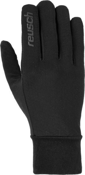 Reusch Vertex Heat Ceramic TOUCH-TEC 4905145 7700 black front