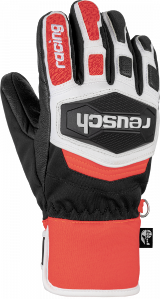 Reusch Worldcup Warrior R-TEX® XT Junior 6071233 7810 white black red front