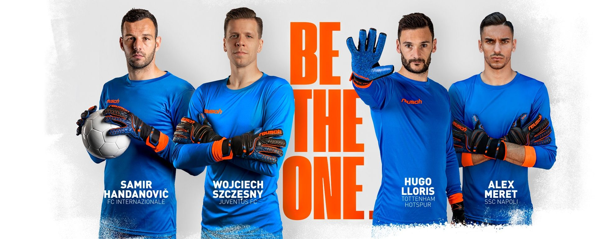 Image result for REUSCH BE THE ONE